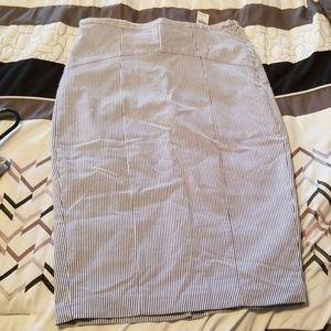 NY&Co. Midi skirt NWT